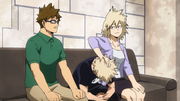 Bakugo family approves