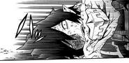 Tamaki Amajiki senses Mirio's loss