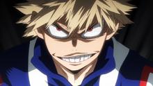 Katsuki crazed