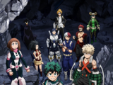 My Hero Academia - Make It! Do-or-Die Survival Training