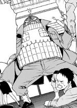 Suicide Bomb Quirk