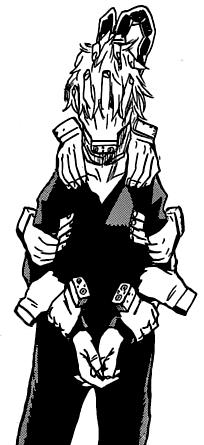 Tomura Shigaraki villano manga