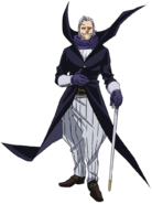 Danjuro Tobita Anime Profile