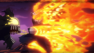 Endeavor is about to punch Hood