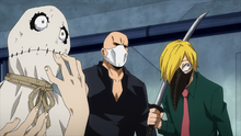 Setsuno, Hojo and Tabe first appearance