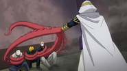 Suneater vs. Setsuno, Hojo, and Tabe