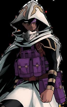 Tamaki Amajiki Heroe