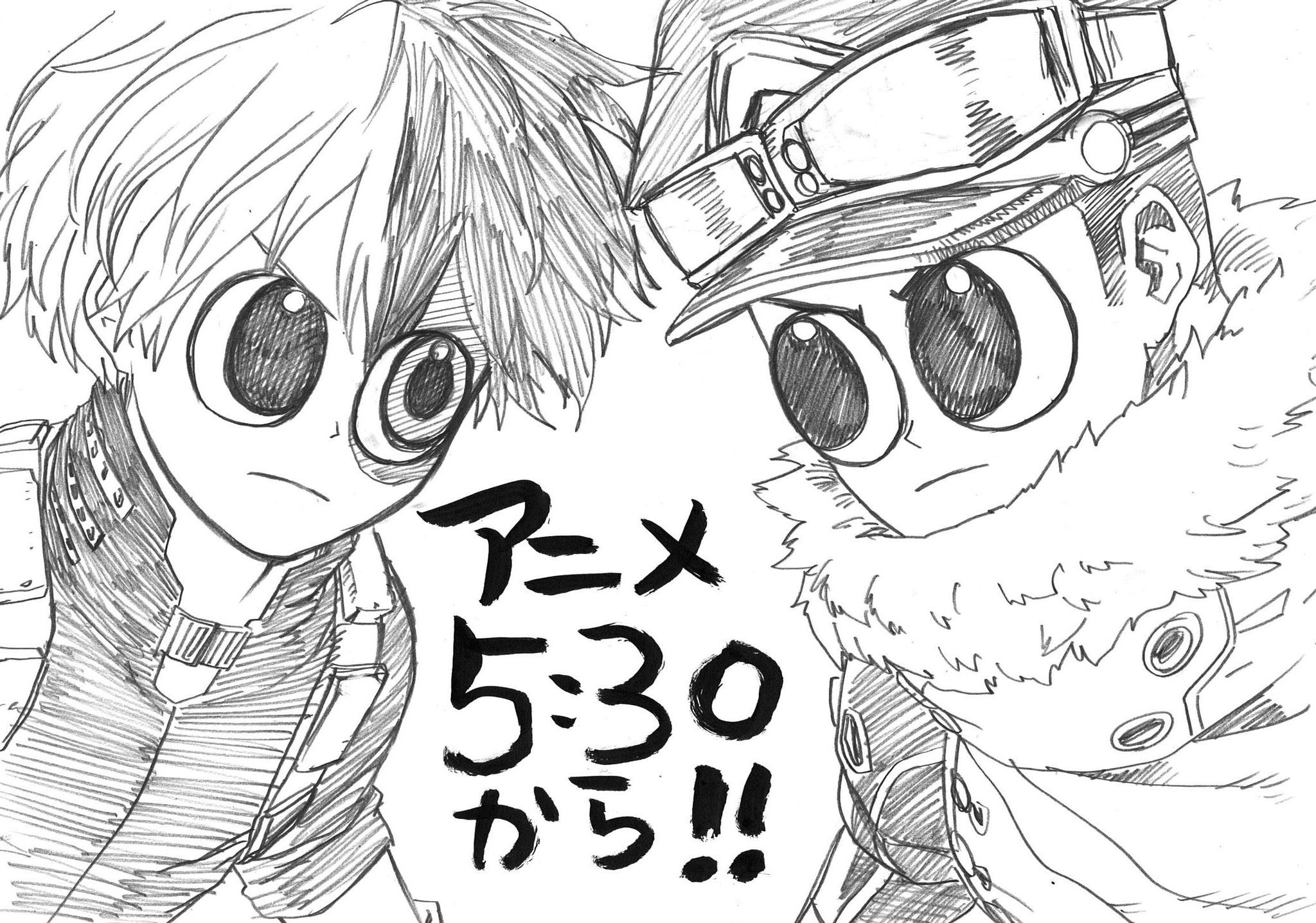 Episode 59 Sketch