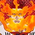 Endeavor Anime Portrait