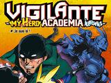 Vigilante – My Hero Academia Illegals