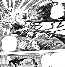 Re-Destro vs. Tomura Double