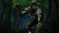 Bestias de tierra Anime