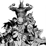 Heroes - Vigilantes
