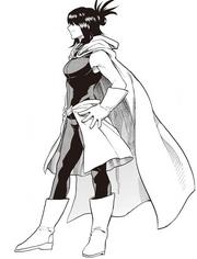 L'apparence de Nana Shimura