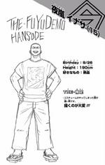 Volume 12 Inasa Yoarashi Profile