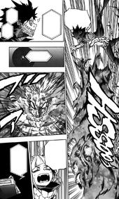 Dabi attacks Gigantomachia-0
