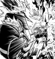 Katsuki vs Seiji manga
