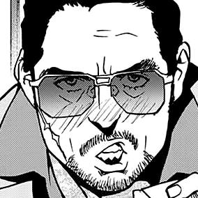 Tetsu Portrait