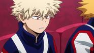 Katsuki surprised
