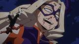 Mt. Lady salva a midoriya y su grupo Anime