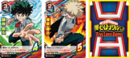 My Hero Academia Tag Card Game Cards