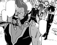 Sensoji leaves the battlefield