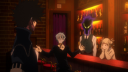 Tomura asks Dabi to release Katsuki