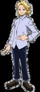 Yuga Aoyama Anime Civilan