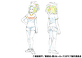 Momo Yaoyorozu Casual Shading TV Animation Design Sheet.png