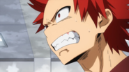 Eijiro frustrated