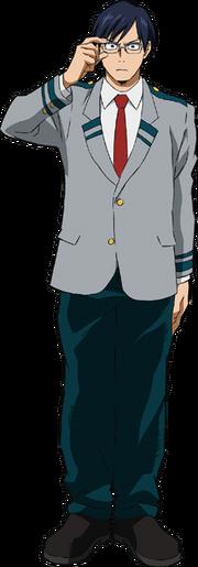 Tenya Iida Full Body School Uniform
