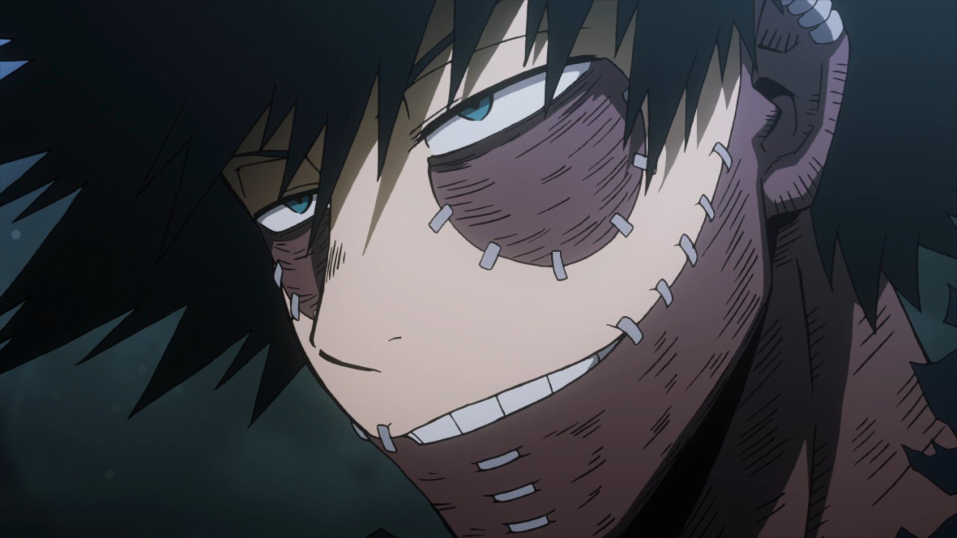 Resultado de imagen de dabi boku no hero 3
