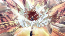 Katsuki escapa del hielo
