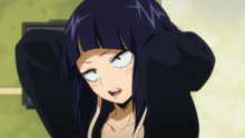 Kyoka agrees to participate