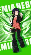 Kyoka Jiro Character Art 2 Smash Tap