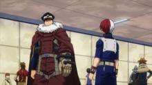 Shoto confronts Inasa