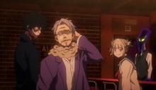 Dabi, Himiko, and Giran (Anime)