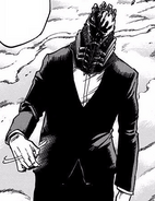 All for One comments on All Might getting slower