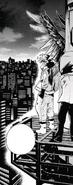 Hawks and Fumikage Tokoyami