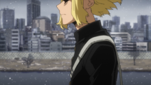 Toshinori Yagi youth-0