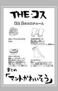 Volume 8 Minoru Mineta Costume