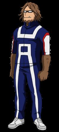 Jurota Shishida Anime Profile