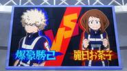 Katsuki vs Ochaco 1