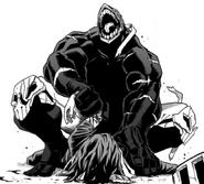 Nomu defeats Shota