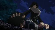 Shota restrains Dabi