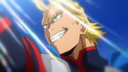 Young Age All Might