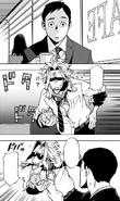 Naomasa discovers the truth about Toshinori