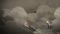 Tomura Shigaraki confronts Re-Destro