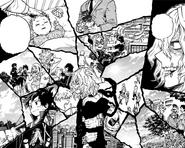 Tomura desires to destroy everything