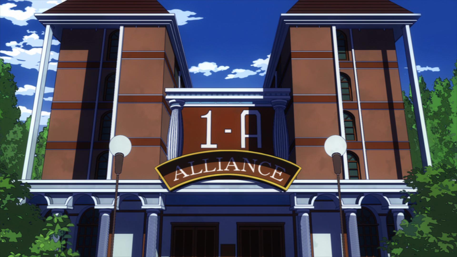 Heights Alliance My Hero Academia Wiki Fandom Powered By Wikia